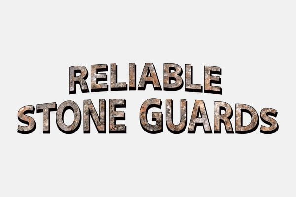 Koenders Reliable Stone Guard