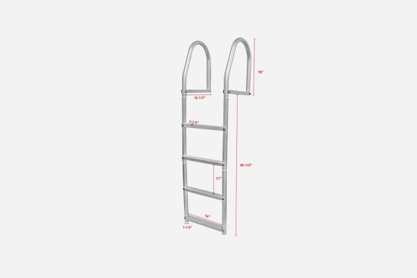 Dock Ladder Dimensions