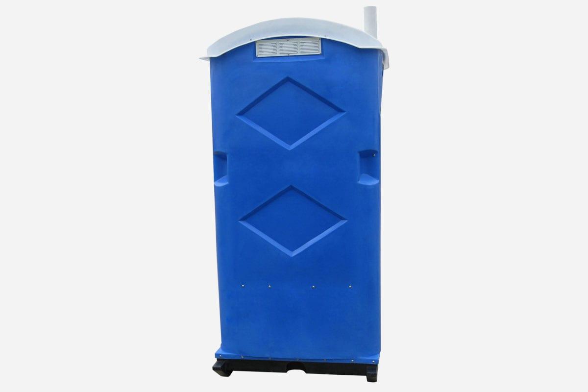 Portable Poly Potty Blue